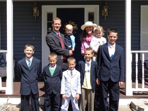 Easter VWs 2014